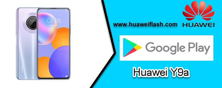 PlayStore Huawei Y9a