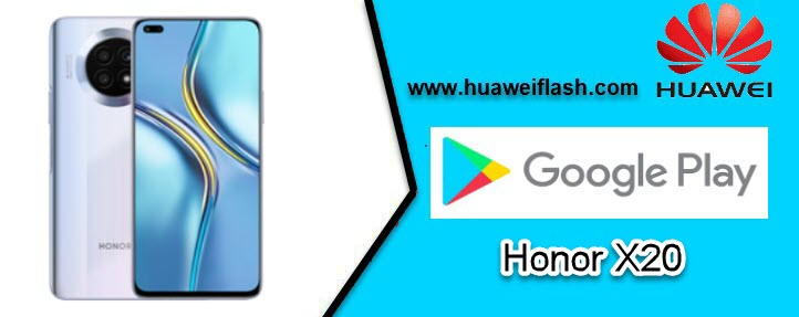 Playstore on Honor X20