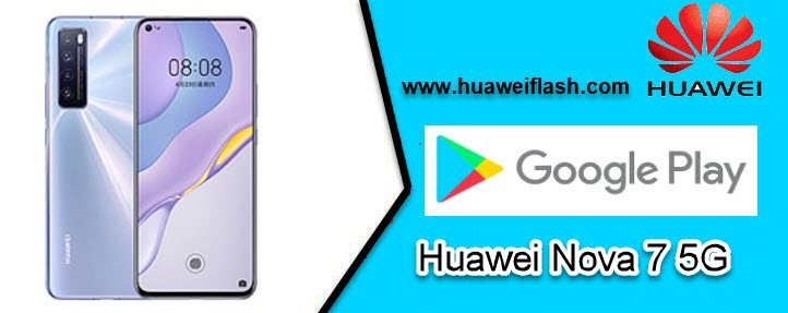 Playstore on Huawei Nova 7 5G