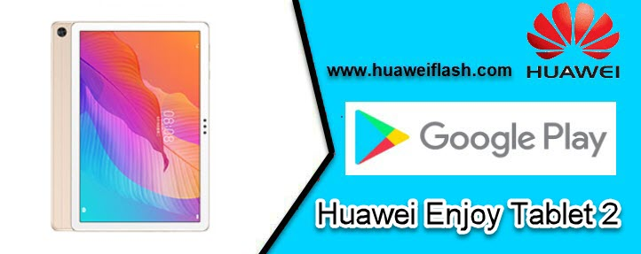 play store on Huawei Enjoy Tablet 2